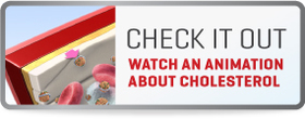 View an animation of cholesterol